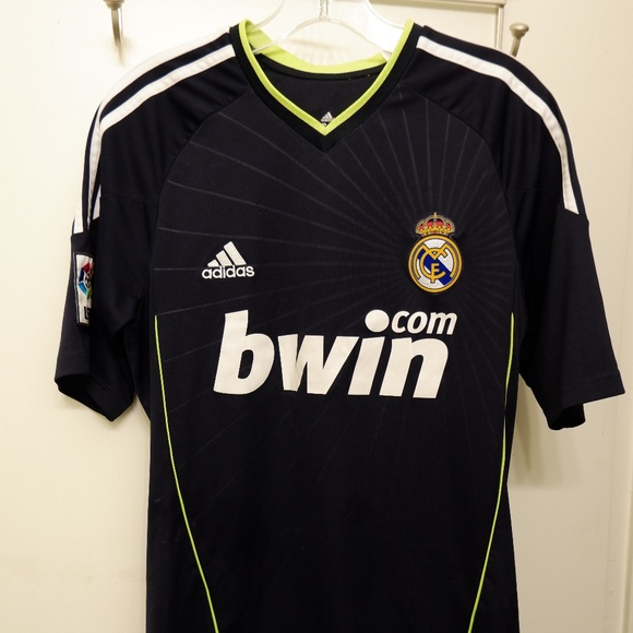 best sneakers 97615 fcb03 Cristiano Ronaldo Real Madrid 2012/13 Away Jersey